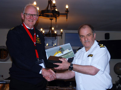 16 years service for MVS Poole