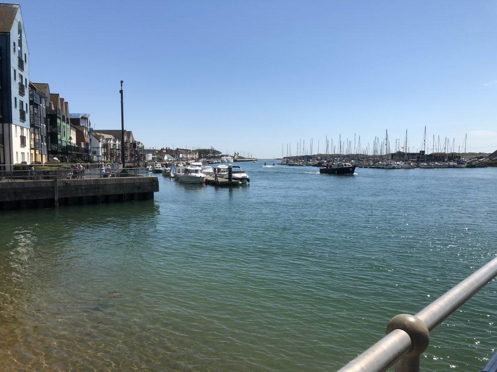Dukes Wharf to Narrows