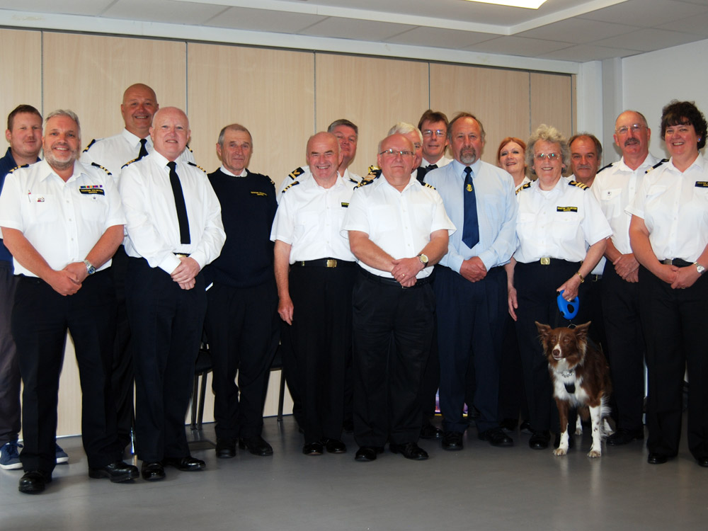 All the members of CoM plus RVOs South Devon, Dorset & Solent with HoUs Portsmouth, Poole & Christchurch and DHoU Poole.