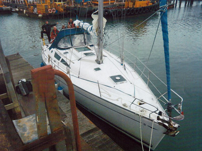 Crew Required to Sail in 2015