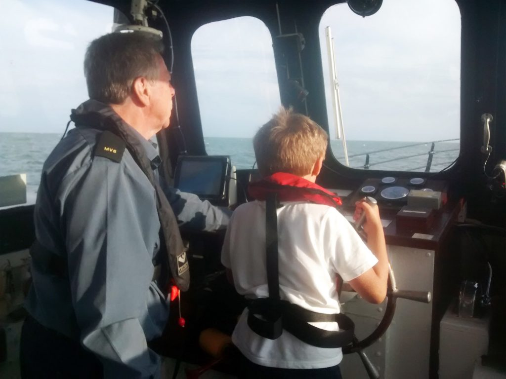 ES1 Completes Youth Sea Experience Scheme - Maritime Volunteer Service